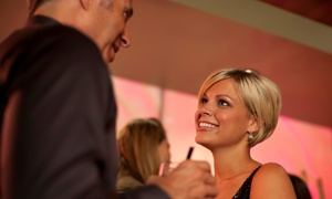 White Collar Socials: Admission to a Speed-Dating Event for One or Two from White Collar Socials (Up to 52% Off)