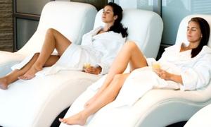 Bella Siniora Salon: Choice of 60-Minute Massage with Optional Beauty Treatments at Bella Siniora Beauty Center (Up to 72% Off)