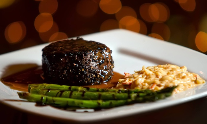 Salvatore's Restaurant - Depew: $32 for $60 Worth of Italian Cuisine, Steaks, and Seafood for Two at Salvatore's Restaurant