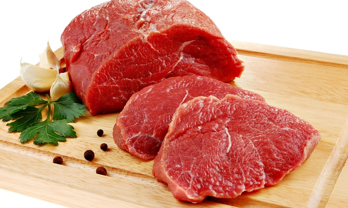 Green Valley Produce Market - Conway: $30 for a Meat,Seafood, and VeggiePackage at Green Valley Produce Market ($60 Value)