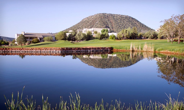 The Ridge on Sedona Golf Resort - Village of Oak Creek (Big Park): Three-Night Stay at The Ridge on Sedona Golf Resort in Sedona, AZ