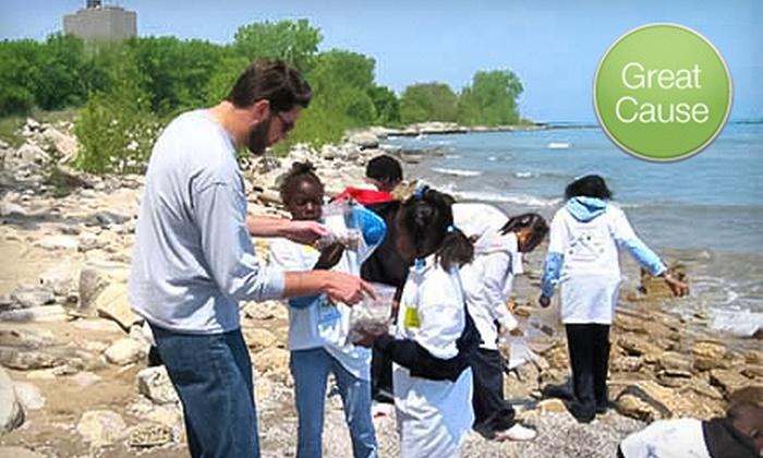 Friends of the Parks - The Loop: If 15 People Donate $10, Then Friends of the Parks Can Fund a Youth Environmental-Education Field Trip for 30 Students