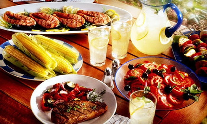 Water For Chocolate - Upper Fells Point: Two or Five Carryout American Dinners at Water For Chocolate (54% Off)