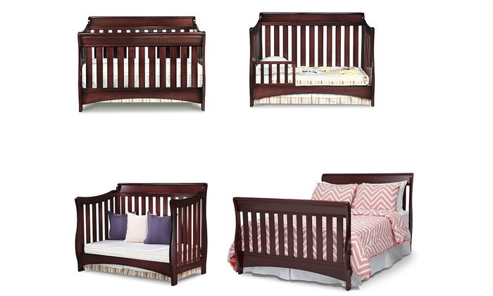 Delta Children 4 In 1 Crib Groupon Goods