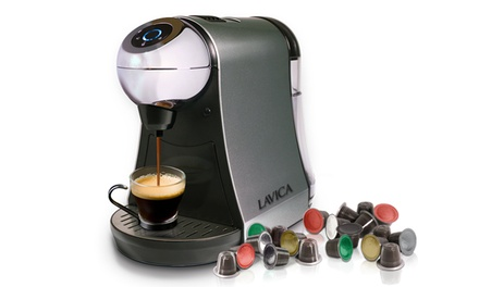 Up to 46% Off Lavica Nespresso Compatible Brewers Kits, with Coffee or Tea Capsules