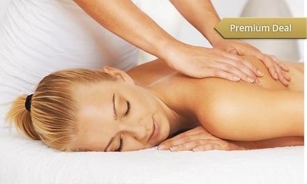 1x, 2x oder 3x 60 Minuten Ayurveda Massage bei dat Elfenstudio ab 21,90 € ( bis zu 66% sparen*)