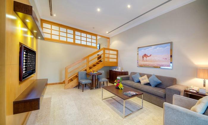Dubai marine beach resort spa in dubai groupon getaways for 7 shades salon dubai