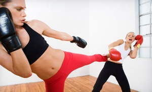 Narragansett Bay Budokai: 10 or 20 Kickboxing/Boxing Classes at Narragansett Bay Budokai (Up to 82% Off)