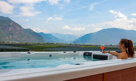 Bolzano 4*: fino a 7 notti, camera deluxe, colazione, Spa e golf