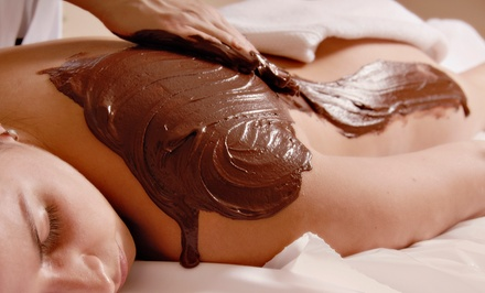 Chocolate Spa Package for One or Two at Wrap Your Body Back Spa and Esthetics (Up to 72% Off)