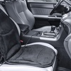 Wagan Velour Heated Seat Cushion