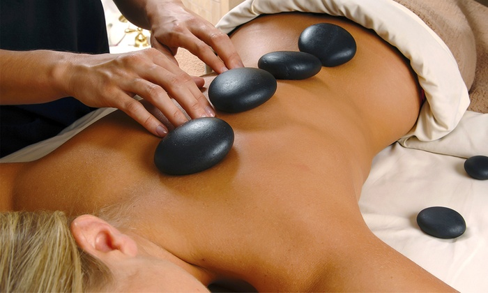 Escapes Massage Therapy - Northwest Side: One or Three 60-Minute Hot Stone Massages at Escapes Massage Therapy (Up to 35% Off)