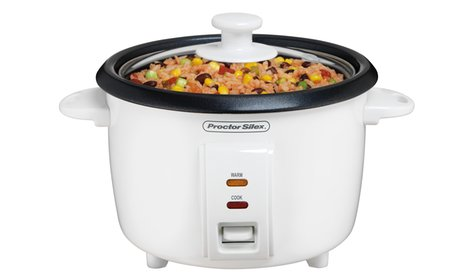 Proctor Silex 8-Cup Rice Cooker