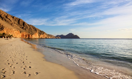 Oman: Full Day Cruise For 1 With Lunch and Activities; With Option For 1-Night Camping, Dinner and Transportation