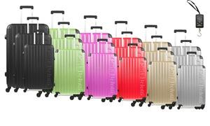 Set 3 valigie Turin + pesavaligie
