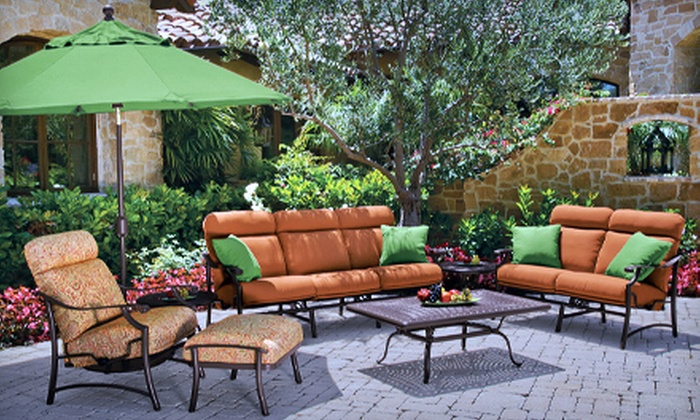 California Backyard - Multiple Locations: $50 for $200 Worth of Outdoor Furniture at California Backyard