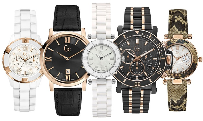 5900ae72bf Montre Gc, Guess Collection | Groupon Shopping