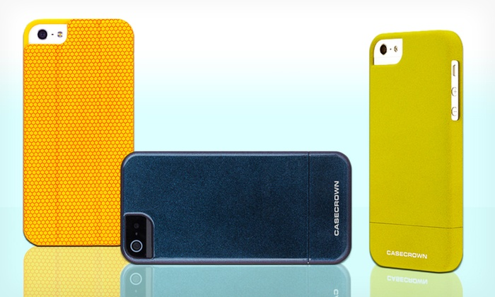 CaseCrown iPhone 5 Case: $9.99 for CaseCrown Chameleon, Element, or Omni iPhone 5 Case (Up to $29.95 List Price). Multiple Colors. Free Returns.