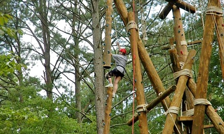One Session on the Alpine Climbing Tower for One, Two, Four, or Six at Outdoor Adventure Rafting (Up to 58% Off)