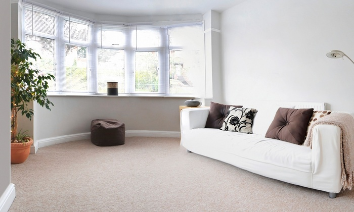 All Carpet Care USA Inc. - Chicago: $49 for Carpet Cleaning for Three Rooms and One Hallway from All Carpet Care USA Inc. ($110 Value)