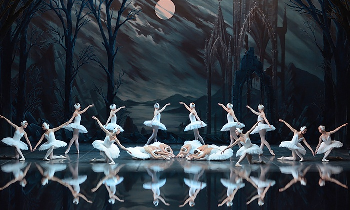 """Swan Lake"" - Algonquin Commons Theatre: ""Swan Lake"" at Algonquin Commons Theatre on Saturday, March 7, at 7 p.m. (Up to 42%Off)"