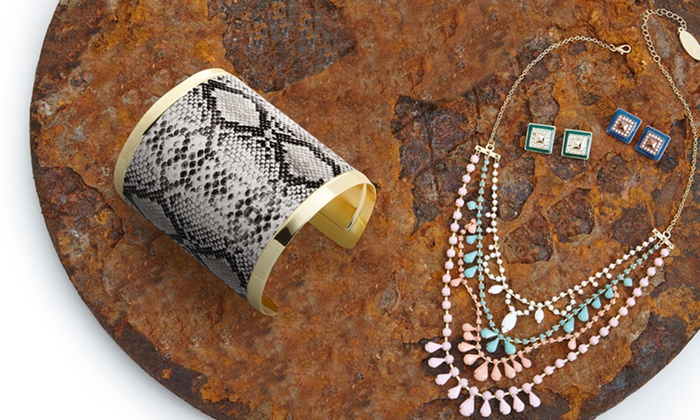 Adia Kibur: Adia Kibur Women's Statement Jewelry from $7–$25. Multiple Styles Available.