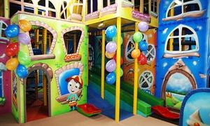 Sala Zabaw Świat Dory: Od 17,99 zł: wejście do sali zabaw Świat Dory bez ograniczeń czasowych w Katowicach (do -43%)