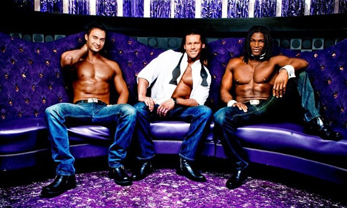 Chippendales or H-Town Burlesque Fest - House of Blues Houston: H-Town Burlesque Fest on February 1 or Chippendales on February 12 at House of Blues Houston (Up to 50% Off)