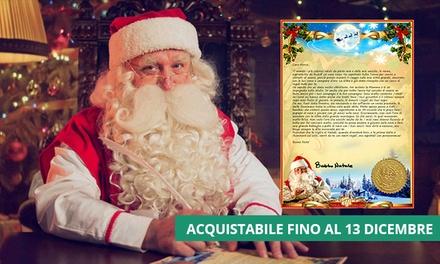 Pacchetto da Babbo Natale a 7,99€euro