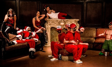 Holiday Hangover feat. Rhymin' N' Stealin' Beastie Boys Tribute at House of Blues Dallas (Up to 48% Off)
