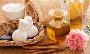 An 60-minute Aroma Oil Massage At Sonrise Day Spa (55% Off)