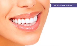 Kensington Dental Spa & Kensington Esthetic Centre: Zoom 2 Laser Teeth Whitening With Airflow and Polish for £99 at Kensington Dental Spa (80% Off)