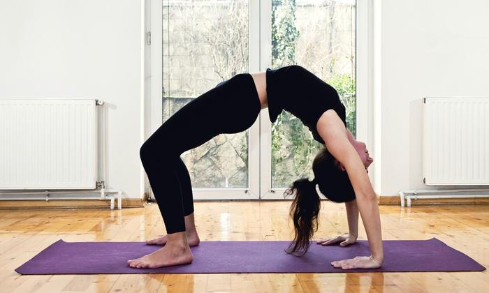 Yoga425 - Multiple Locations: 10 Yoga Classes at yoga425 (65% Off)