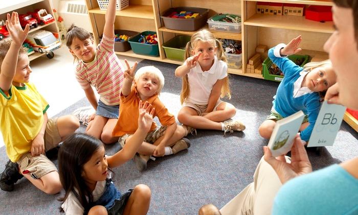 Montessori Stars Preschool - Newbury Park: $498 for $995 Groupon — Montessori Stars Preschool
