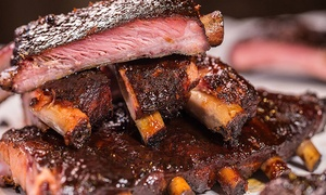 SF BBQ Festival: General Admission for One or Two or VIP Admission for Two to SF BBQ Festival on October 24 (Up to 41% Off)