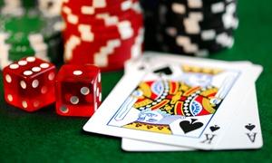 21FunCasino: $169 for In-Home Casino-Night Party from 21FunCasino ($399 Value)