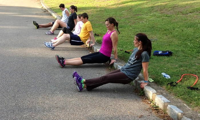 Boot Camp Fitness Force, LLC - Richmond: 5 or 10 Outdoor Boot-Camp Classes from Boot Camp Fitness Force, LLC (Up to 70% Off)