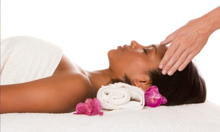 $109 for a Spa Package with Massage, Facial, and Pedicure for One or Two at Allure De Vie Salon & Day Spa ($226 Value)