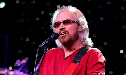 Barry Gibb at Concord Pavilion on Saturday, May 31, at 7:30 p.m. (Up to 49% Off)