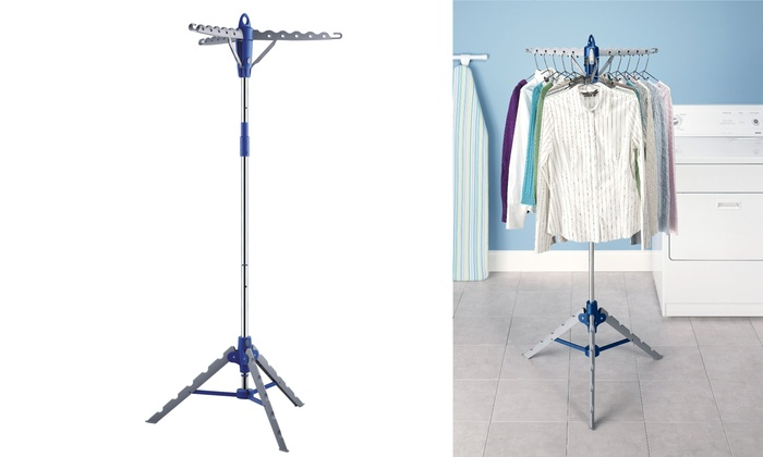 Groupon Goods: $29 For A Collapsible Portable Clothesline (Donu0027t Pay  $69.95) ...