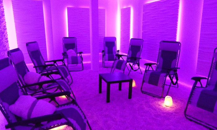Salt Wave - Westboro: 3, 5, or 10 Sessions of Salt Therapy at Salt Wave (Up to 44% Off)