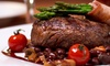Thomas Restaurant - Volker: American Dinner for Two or Four with Appetizers, Entrees, and Drinks at Thomas Restaurant (Up to 46% Off)