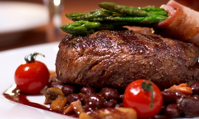 Mount Vernon Restaurant - East Somerville: $15 for $30 Worth of Seafood and Steak at Mount Vernon Restaurant
