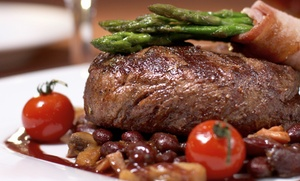 Christine's Creekside Inn: European Dinner Cuisine at Christine's Creekside Inn (42% Off). Two Options Available.