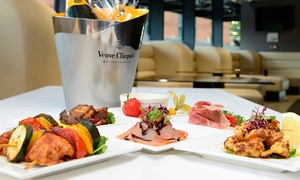 Nuvo Bar: Sharing Plates and a Glass of Prosecco Each For Up to Eight at Nuvo Bar (Up to 55% Off)