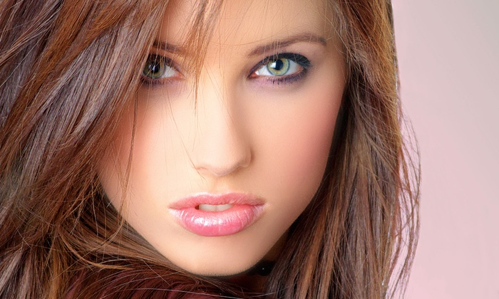 RaymondJames Salon - Toms River: Haircut and Conditioning with Optional Color Treatment, or a Keratin Treatment (Up to 69% Off)