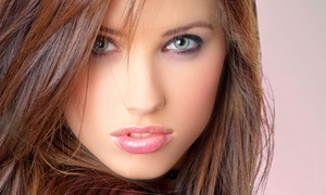 RaymondJames Salon: Haircut and Conditioning with Optional Color Treatment, or a Keratin Treatment (Up to 69% Off)