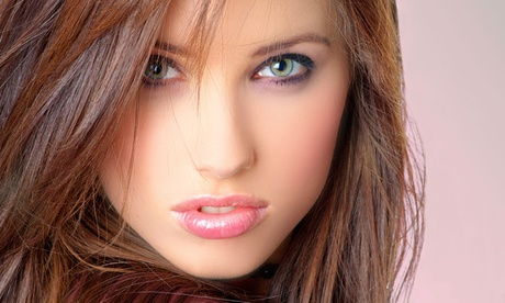 Haircut and Conditioning with Optional Color Treatment, or a Keratin Treatment (Up to 65% Off) 9e2e49a6-90b5-11e2-8e64-0025906a9220