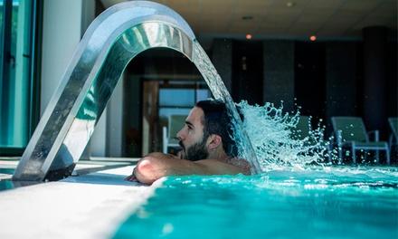 Hotel Vía Argentum 4* — Pontevedra: 1-3 noites para dois com pequeno-almoço, welcome drink e acesso ao spa desde 55€