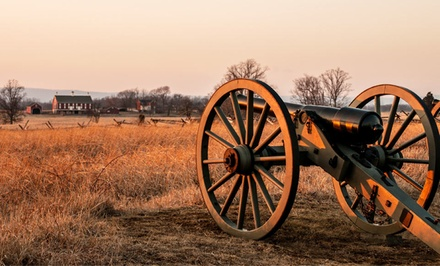 Groupon Deal: Stay at Days Inn Gettysburg in Gettysburg, PA, with Dates Into June